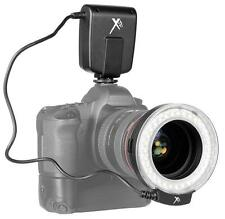 Xit Universal 2-In-1 LED Macro Ring Light For DSLR Cameras (See listed models)