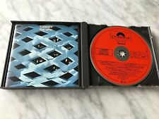 The Who Tommy 2 CD West Germany RED FACE Polydor 800 077-2 EXTREMELY RARE Target