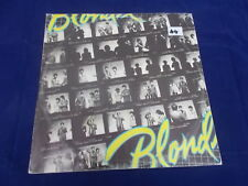 Vinyl Record Album Lp with Sleeve BLONDIE EAT TO THE BEAT (49)