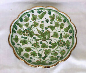 "Vintage Sambuca Deruta Majolica 7"" Bowl - Plate - Good Condition - NO RESERVE"