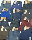New Levi's Men's Jeans 514 Slim Fit Straight Leg Corduroy 30 32 33 34 36 38 40