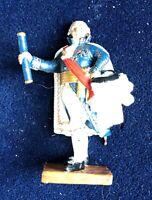 SOLDAT DE PLOMB EMPIRE  MARECHAL AUGEREAU 1757-1816