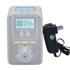 New Auto Dosing Pump Peristaltic dosing Head For Aquarium Lab Analytical water