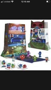 Disney Junior PJ Masks  HQ Set  Pack