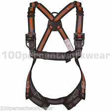 Delta Plus HAR23 Safety Full Body Harness with 3 Anchorage Points Fall Arrest