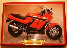 KAWASAKI GPZ100RX GPZ 1000 R VINTAGE CLASSIC MOTORCYCLE BIKE 1980'S PICTURE 1986