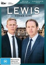 Lewis Series Nine 9 DVD NEW Kevin Whately Laurence Fox