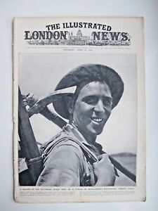 The Illustrated London News - Saturday April 17, 1943