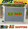 GPI 52MM Holden Commodore VN VG VP VR VS V6 3.8L AT/MT ALLOY ALUMINUM RADIATOR