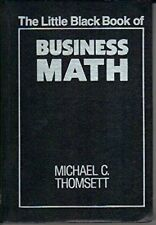 The Little Black Book of Business Math