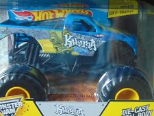 2015 Monster Jam Truck BIG KAHUNA  1:24th scale The Big One