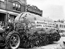 Giant Potato in a Parade, Presque Isle, Maine - 1940 -  Historic Photo Print