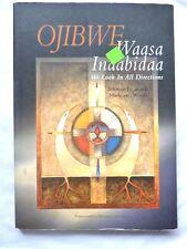 Ojibwe Waasa Inaabidaa We Looking in All Directions book