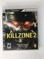 Killzone 2 (Sony PlayStation 3, 2009) TESTED & COMPLETE