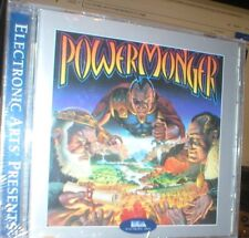 POWERMONGER ELECTRONIC ARTS PC GAME, SEALED, BULLFROG  1996 RELEASE