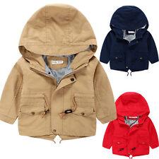 Markenlose Jungen-Jacken, - Mäntel & -Schneeanzüge aus 100% Baumwolle