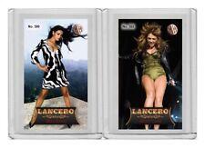 Mila Kunis rare MH Lancero #'d 3/3 Tobacco card no. 590