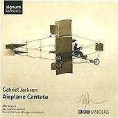Gabriel Jackson: Airplane Cantata, BBC Singers CD | 0635212038123 | New