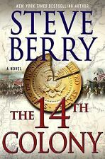 Cotton Malone: The 14th Colony 11 by Steve Berry (2016, Hardcover)