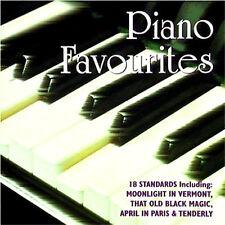PIANO FAVOURITES ~ NEW CD TONY OSBORNE,ROGER SWIFT,BASIL TAIT,JACK DIEVAL ETC