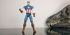 "Marvel Diamond Select Legends Avengers Classic Captain America 7"" Action Figure"