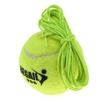 Pallina da tennis elastica da 64 mm con corda per allenatore di tennis / palla
