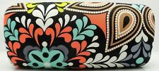 Vera Bradley Sunglasses Case SIERRA EYE Pattern Large Hard Shell Case NEW
