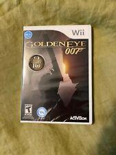 Goldeneye 007 James Bond Activision Nintendo Wii BRAND NEW SEALED!