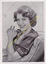 PHOTO ORIGINALE JEANNETTE MAC DONALD Foto METRO GOLDWYN MAYER