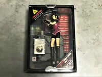 """ZIPPO Limited Edition """"RESIDENT EVIL Biohazard Claire Redfield"""" Lighter w Figure"""