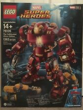 Lego Ironman The Hulkbuster: Ultron Edition 76105 Avengers With Rare Posters Htf