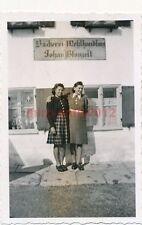 4 x Foto, 57. Infanterie Division, Bäckerei in Schongau Obb.? 1940 (N)1756