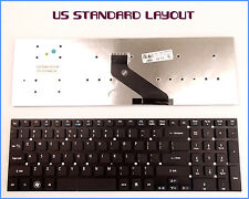 New Laptop US Keyboard for Gateway V121702AS1 PK130HQ3A00 p5ws0 NV55 NV55S NV57H