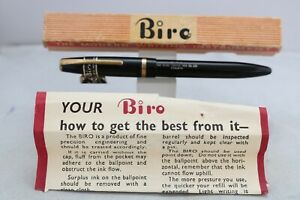 Vintage (c1950) BIRO A Miles Martin Pen Company Ballpoint, Cased