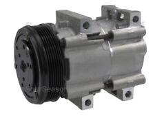 Fits 89-93 FORD E-F SERIES RANGER TAURUS 3.0/3.8/5.0L AC Compressor 58124