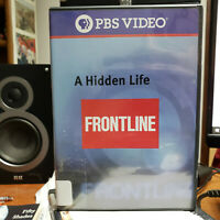 PBS FRONTLINE a Hidden Life RARE DVD Ex Library Free USA Shipping Jim West Story