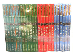 Beast Quest Series 7 To 10 - 24 Books By Adam Blade – Ages 7-9 - Paperback