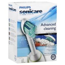 Philips Sonicare Advanced Cleaning Rechargeable Sonic Toothbrush = HX6911/02