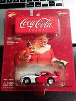 Details about  /BUY 5 = 25/% DISCOUNT Johnny Lightning 2003 COCA-COLA Santa Polar Bear Series