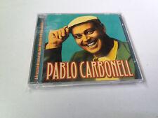 """PABLO CARBONELL """"ACEITUNAS Y ESTRELLAS"""" CD 12 TRACKS COMO NUEVO"""
