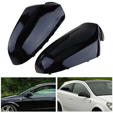 Wing Mirror Cover Cap for Opel Vauxhall Astra 04-09 Saturn Astra 08-10 LH+RH