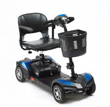 Scout 4 Wheel Mobility Scooter - Blue