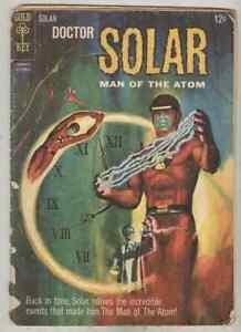 Doctor Solar #15 December 1965 G