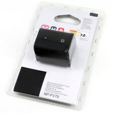 NP-FV70 Battery For Sony HDR-CX6 CX130 FDR-AX53, HDR-CX675/B,NP-FV70