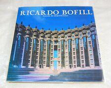 RICARDO BOFILL - TALLER DE ARQUITECTURA - HC - 1985 - EXLIBRARY