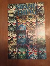SWAMP THING # 101 (2nd Series) - DC 1990  Autographed