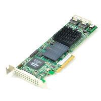 AMCC 3Ware 9690SA-8I SAS SATA PCIe x8 RAID Controller Card Low Profile