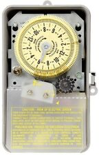 Intermatic R8800 Series 3 HP 220-Volt Indoor/Outdoor Irrigation/Sprinkler Timer