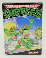 Teenage Mutant Ninja Turtles (Nintendo Entertainment System) CIB Complete In Box