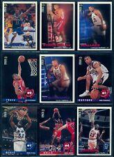 1995-96 UD Collector's Choice Full Set 1-410 Kevin Garnett RC 6 Michael Jordan